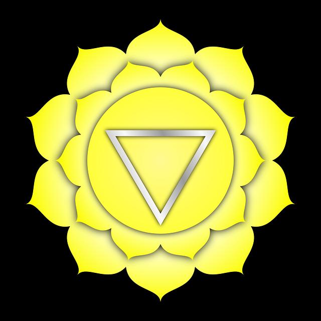 Ätherische Öle zur Stärkung des Solarplexus